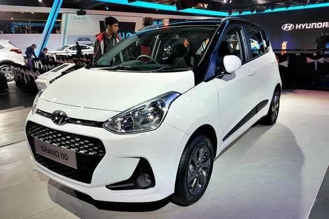 Hyundai i10 đành thua Wigo một hạng trong tháng 3 này.