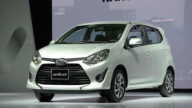 Toyota Wigo đứng đầu doanh số phân khúc hạng A.