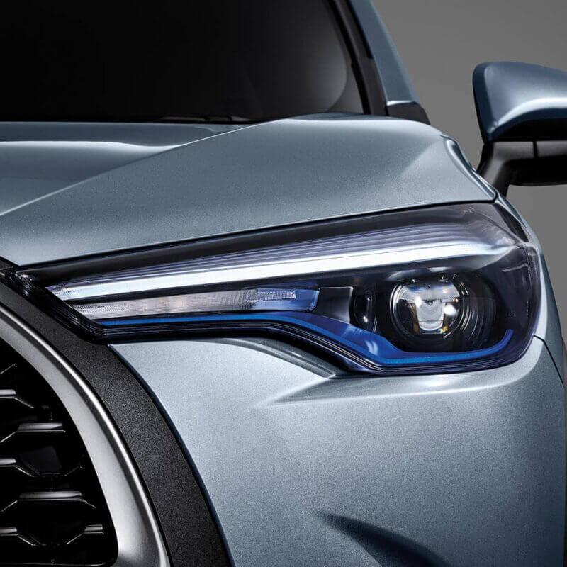 Cụm đèn Corolla Cross 2021